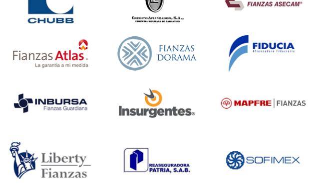 SOLO SEIS INSTITUCIONES DE FIANZAS EN MÉXICO, SE HAN CONVERTIDO EN ASEGURADORAS DE CAUCIÓN 2016.